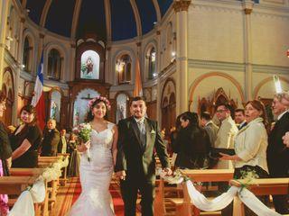 El matrimonio de Beatriz y Daniel