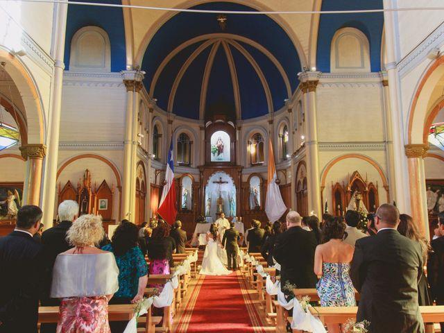 El matrimonio de Daniel y Beatriz en Puerto Varas, Llanquihue 15