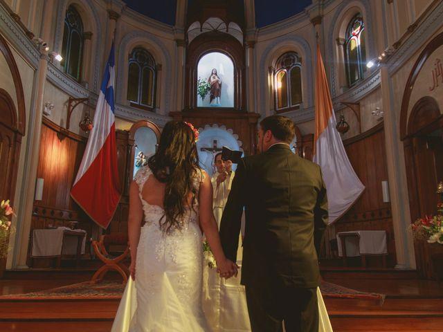 El matrimonio de Daniel y Beatriz en Puerto Varas, Llanquihue 17