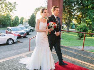 El matrimonio de Bárbara y Julio 1