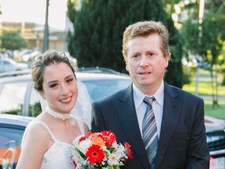 El matrimonio de Bárbara y Julio 2