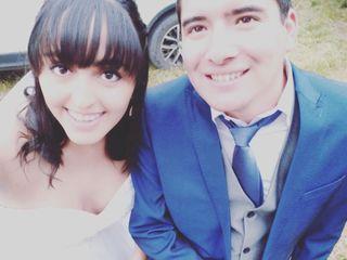 El matrimonio de Solange y Ignacio