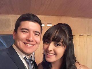 El matrimonio de Solange y Ignacio 2
