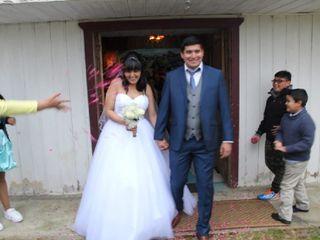El matrimonio de Solange y Ignacio 3