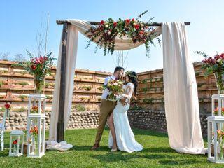 El matrimonio de Yveliss y Daniel