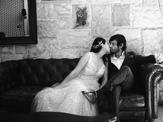 El matrimonio de Daffne y Álvaro  2