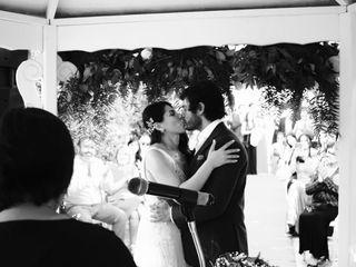 El matrimonio de Daffne y Álvaro  3