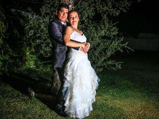 El matrimonio de Mabel y Rodrigo