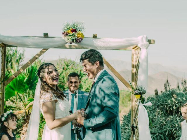 El matrimonio de Kathalina  y Juan