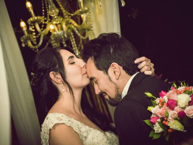 El matrimonio de Natacha y Elías