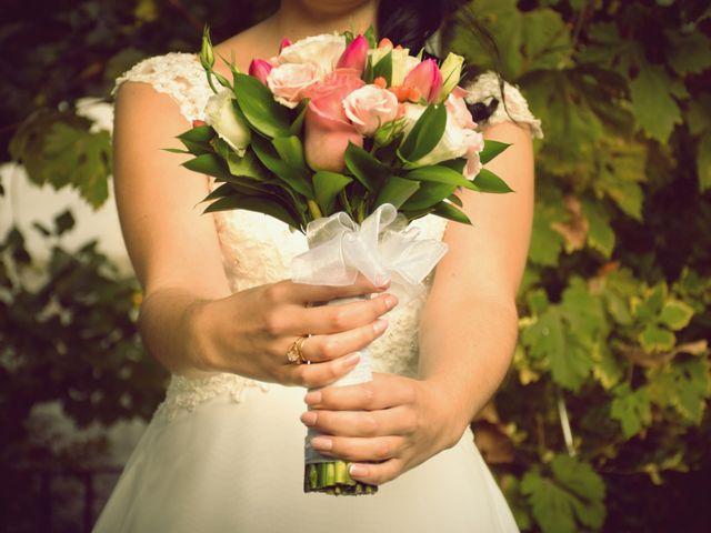 El matrimonio de Elías y Natacha en Graneros, Cachapoal 8
