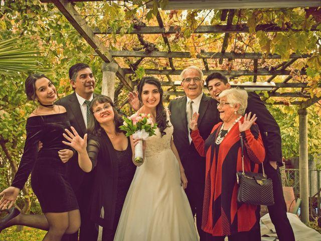 El matrimonio de Elías y Natacha en Graneros, Cachapoal 12