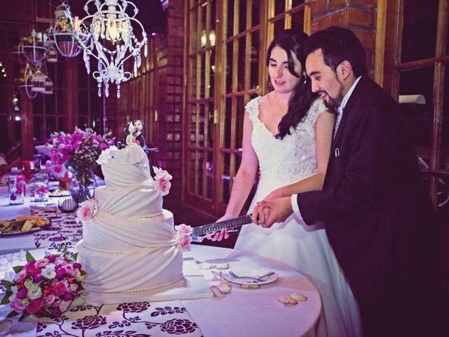 El matrimonio de Elías y Natacha en Graneros, Cachapoal 20