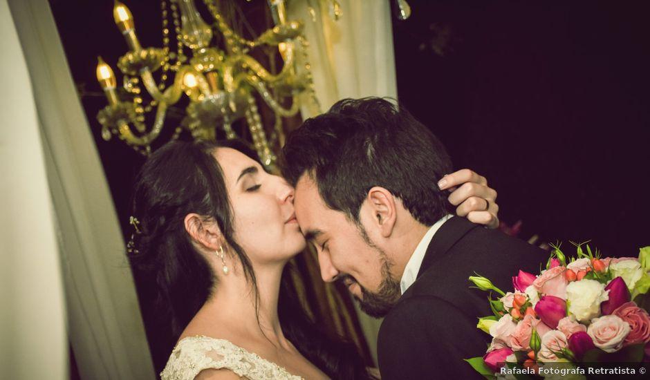 El matrimonio de Elías y Natacha en Graneros, Cachapoal
