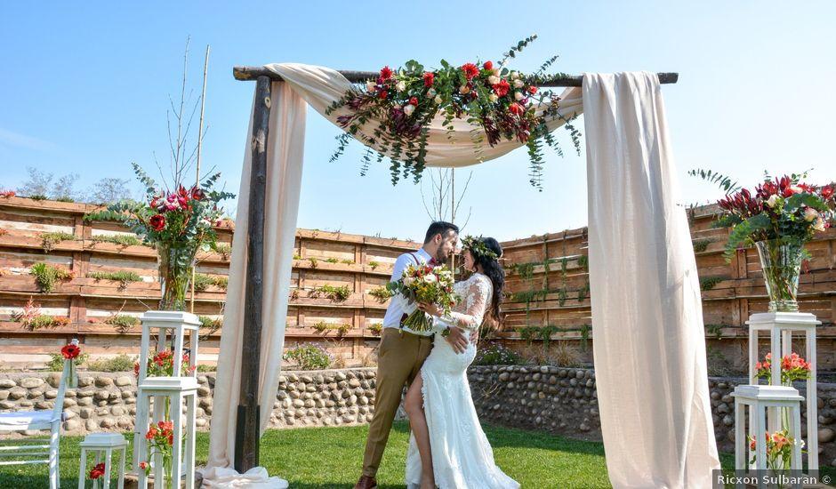 El matrimonio de Daniel y Yveliss en Santiago, Santiago