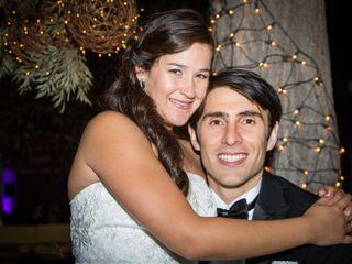 El matrimonio de Milibor y Ana María