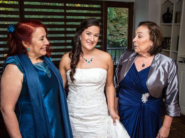 El matrimonio de Ana María y Milibor en Talagante, Talagante 12