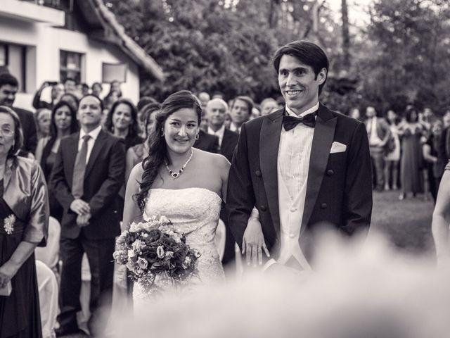 El matrimonio de Ana María y Milibor en Talagante, Talagante 16