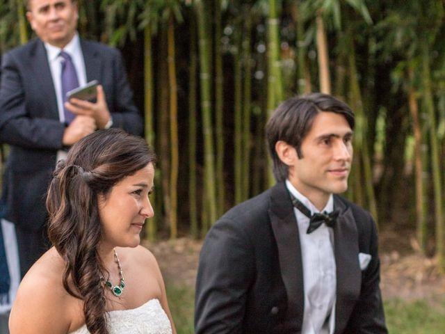 El matrimonio de Ana María y Milibor en Talagante, Talagante 17