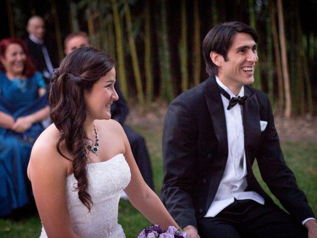 El matrimonio de Ana María y Milibor en Talagante, Talagante 18