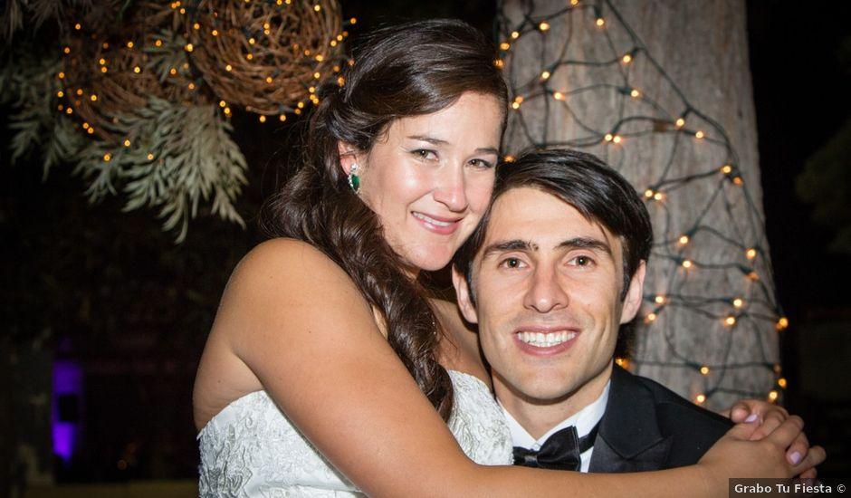 El matrimonio de Ana María y Milibor en Talagante, Talagante