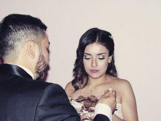 El matrimonio de Vanessa y Mario 1