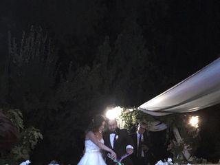 El matrimonio de Vanessa y Mario 3
