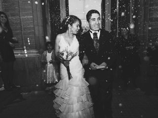 El matrimonio de Gabriela y Camilo