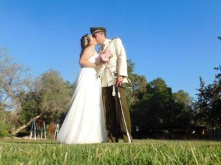 El matrimonio de Claudio y Mitzi 3