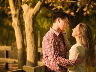 El matrimonio de Yasmina y Cristián 2