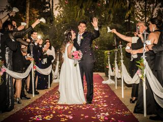 El matrimonio de Yasmina y Cristián 3