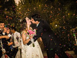 El matrimonio de Yasmina y Cristián