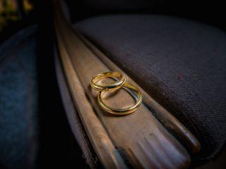 El matrimonio de Lorena y Mauricio 2