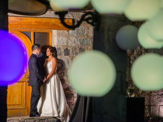 El matrimonio de Lorena y Mauricio