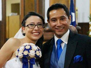 El matrimonio de Ana  y Luis 1