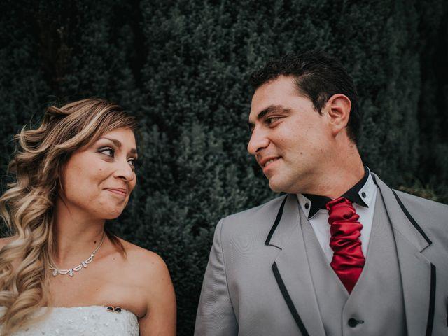 El matrimonio de Roxana y Sergio