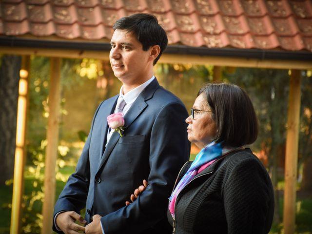 El matrimonio de Cristián y Yasmina en Graneros, Cachapoal 8