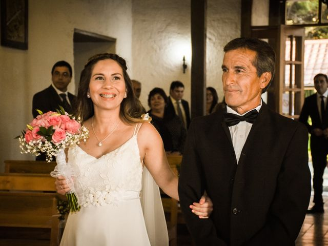 El matrimonio de Cristián y Yasmina en Graneros, Cachapoal 6