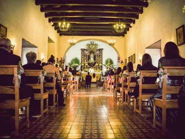 El matrimonio de Cristián y Yasmina en Graneros, Cachapoal 5