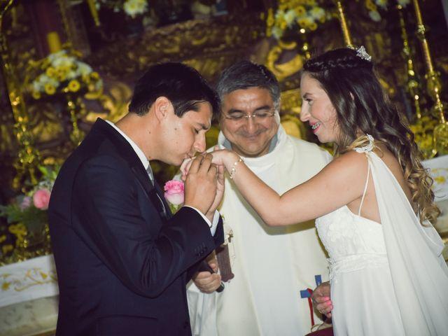 El matrimonio de Cristián y Yasmina en Graneros, Cachapoal 3