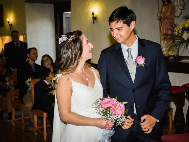 El matrimonio de Cristián y Yasmina en Graneros, Cachapoal 31