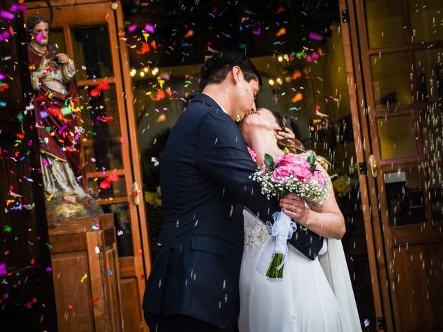 El matrimonio de Cristián y Yasmina en Graneros, Cachapoal 15