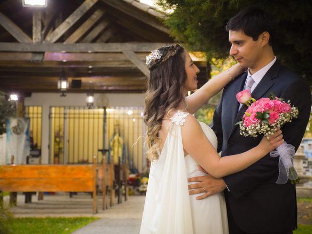 El matrimonio de Cristián y Yasmina en Graneros, Cachapoal 17