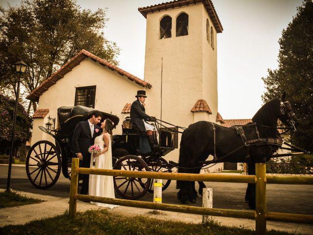 El matrimonio de Cristián y Yasmina en Graneros, Cachapoal 16