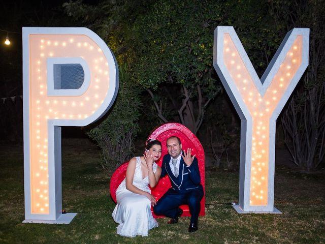 El matrimonio de Yenifer y Pablo