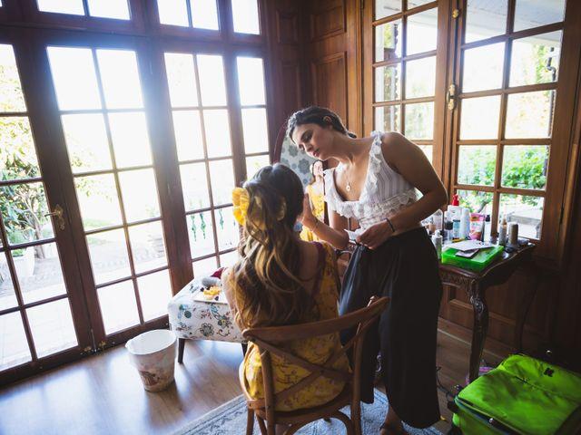 El matrimonio de Ricardo y Trinidad en El Monte, Talagante 25