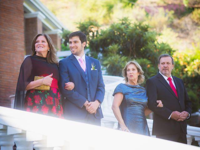 El matrimonio de Ricardo y Trinidad en El Monte, Talagante 32