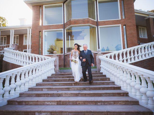 El matrimonio de Ricardo y Trinidad en El Monte, Talagante 36