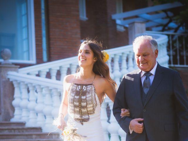 El matrimonio de Ricardo y Trinidad en El Monte, Talagante 38