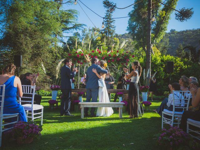El matrimonio de Ricardo y Trinidad en El Monte, Talagante 45